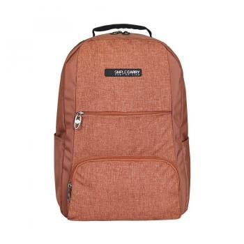 Balo thời trang Simple Carry B2B02 (Nâu)