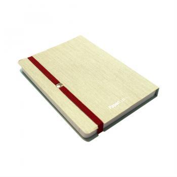 Sổ ghi chép PaperLuxe Clover Notebook A6/120L 314002 (Trắng)