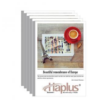 Vở kẻ ngang Haplus - Souvenir 80 trang (10 quyển/lốc)